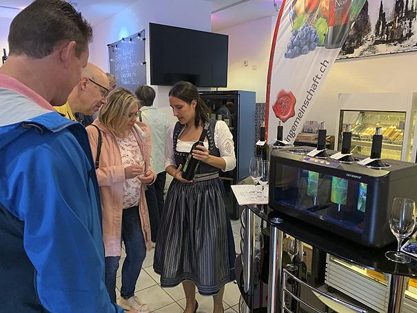 Weingemeinschaft, Wein kaufen, Nachtwächter, Bülach, 2019